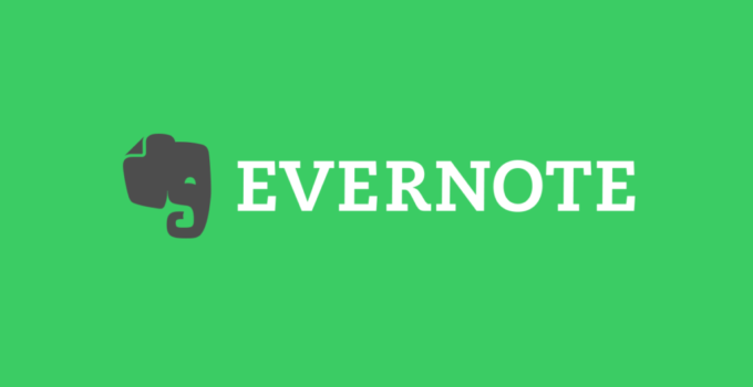Evernote long